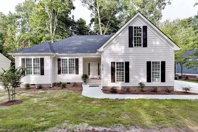 Williamsburg Single Family Home For Sale: 518 Mill Neck Rd