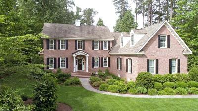 James City County Single Family Home For Sale: 104 John Pott Dr