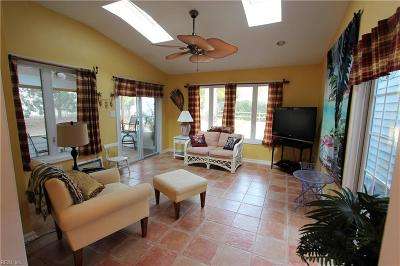 James City County Single Family Home For Sale: 201 Richard Brewster