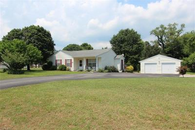 Hayes Single Family Home Under Contract: 6851 Michael Ln