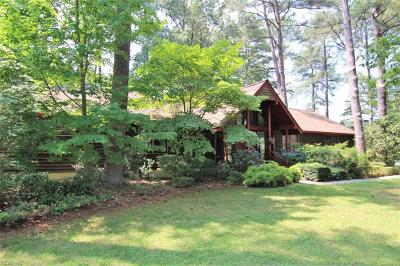 Hayes Single Family Home For Sale: 1896 Pine Ln