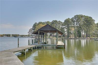 York County Single Family Home For Sale: 132 Paradise Point Rd