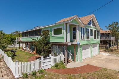 Sandbridge Beach Single Family Home For Sale: 2617 Sandpiper Rd