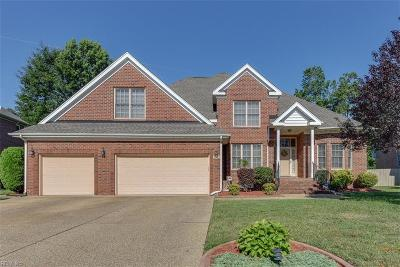 Hampton Single Family Home For Sale: 6 Naturewood Cir
