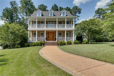 Williamsburg Single Family Home For Sale: 1113 Helmsley Rd