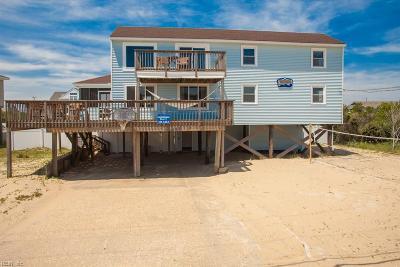 Sandbridge Beach Single Family Home For Sale: 3345 Sandfiddler Rd