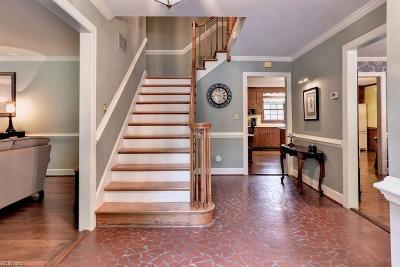 Newport News Single Family Home For Sale: 11 Butler Pl