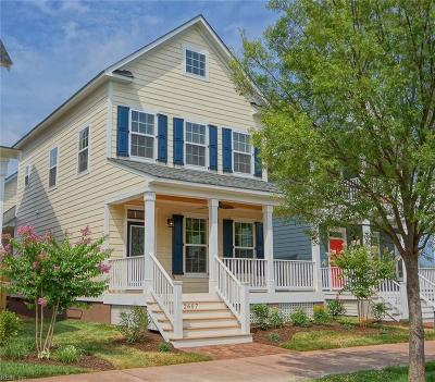 Hampton Single Family Home For Sale: 125 Patterson Ave