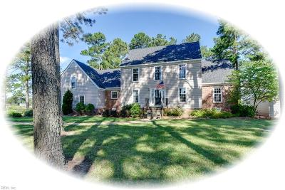 Poquoson Single Family Home For Sale: 24 Wagner Rd