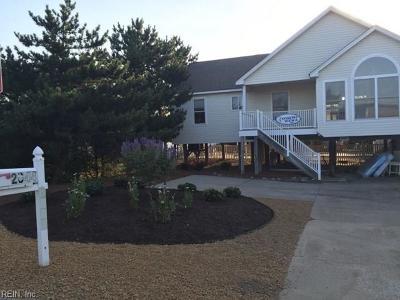 Sandbridge Beach Single Family Home For Sale: 2844 Sandpiper Rd