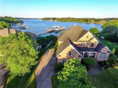 Chesapeake Single Family Home For Sale: 2960 Bruce Sta