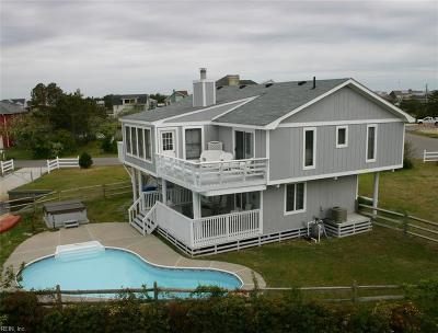 Sandbridge Beach Single Family Home For Sale: 3117 Little Island Rd