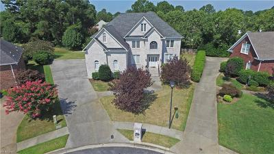 Portsmouth Single Family Home Under Contract: 5 Waterview Ct