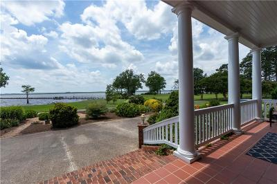 Pungo Residential For Sale: 2121 Munden Point Rd