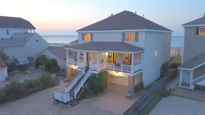 Norfolk Single Family Home For Sale: 866 W Ocean View Ave