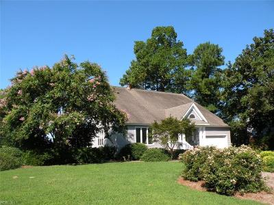 Newport News Single Family Home For Sale: 6 Hopemont Dr