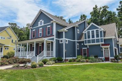 Virginia Beach Single Family Home For Sale: 2373 Mathews Green Rd