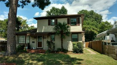 Single Family Home Sold: 2408 Hemlock St