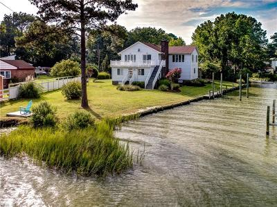 York County Single Family Home For Sale: 113 Glenn Cv