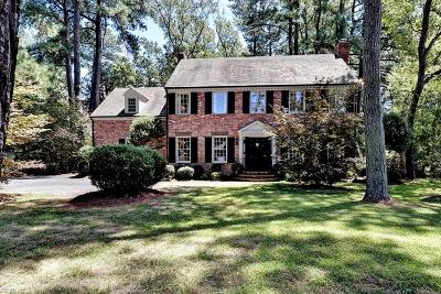Newport News Single Family Home Under Contract: 116 Longwood Dr