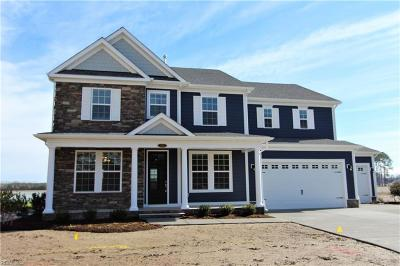 Chesapeake Single Family Home Under Contract: 935 Lake Thrasher Dr