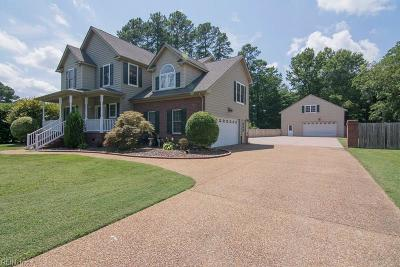 York County Single Family Home For Sale: 109 Vine Dr