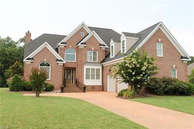 York County Single Family Home For Sale: 301 Glebe Spring Ln