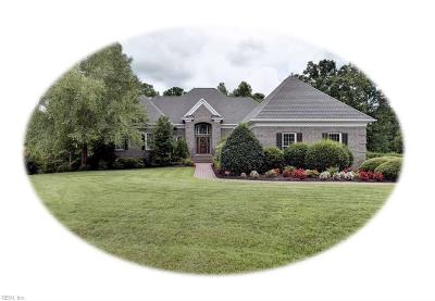 James City County Single Family Home For Sale: 223 Waterton