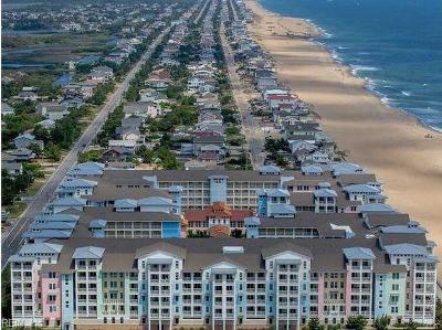 Sandbridge Beach Single Family Home Under Contract: 3738 Sandpiper Rd #410B