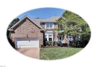 York County Single Family Home For Sale: 107 Galleon Ct