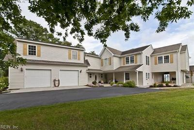 York County Single Family Home For Sale: 425 Crockett Rd