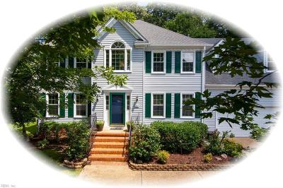 York County Single Family Home Under Contract: 207 Pasture Ln