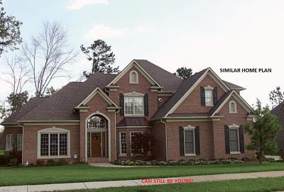 Chesapeake Single Family Home For Sale: 1500 Balmoral Ln