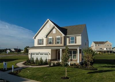 Newport News Single Family Home Under Contract: 203 Pintail Path