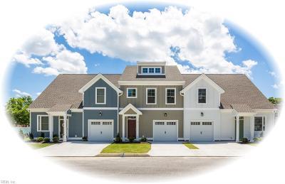 Poquoson Single Family Home Under Contract: 24 Village Park Ln