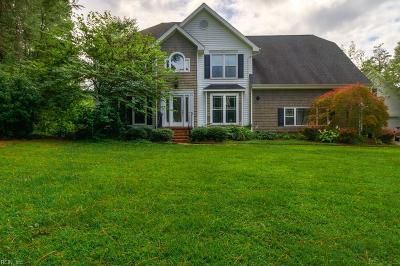 York County Single Family Home For Sale: 106 Cheadle Loop Rd