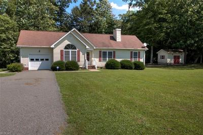 Gloucester Single Family Home For Sale: 7404 Granny Valley Rd