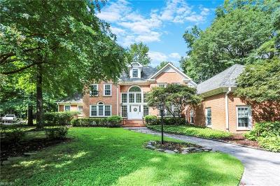 York County Single Family Home For Sale: 113 Port Cove