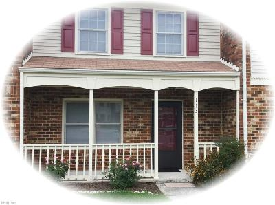 York County Single Family Home For Sale: 113 Solebay St
