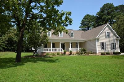 Newport News Single Family Home For Sale: 244 Barclay Rd