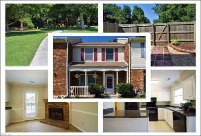 York County Single Family Home For Sale: 115 Choisy Cres