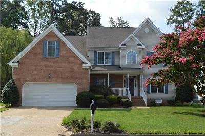 York County Single Family Home For Sale: 508 Brentmeade Dr