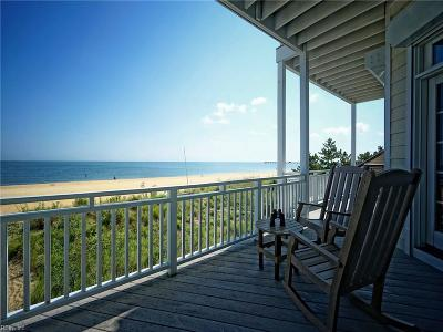 Norfolk Single Family Home For Sale: 632 W Ocean View Ave #C
