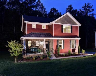 York County Single Family Home For Sale: 101 Marks Pond Way