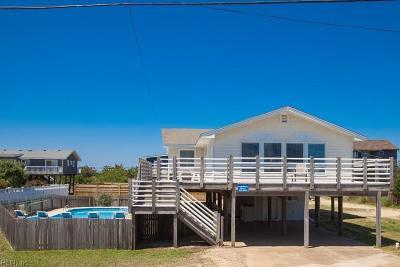 Sandbridge Beach Single Family Home Under Contract: 3661 Sandfiddler Rd