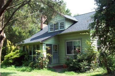 Hayes Single Family Home Under Contract: 3681 George Washington Memorial Hwy