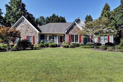 York County Single Family Home For Sale: 107 Kiskiac Turn