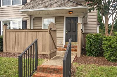 Williamsburg Single Family Home Under Contract: 704 Settlement Dr
