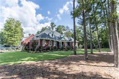 Chesapeake Single Family Home For Sale: 360 Sign Pine Rd