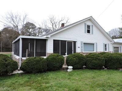 Hayes Single Family Home For Sale: 7226 Margaret Dr